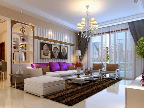 20 Mẫu đèn trang trí phòng khách đẹp lung linh vạn người mê | ROMAN