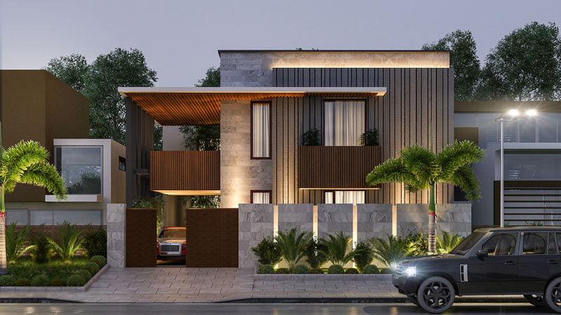 7 mẫu biệt thự hiện đại đẹp ấn tượng thu hút mọi ánh nhìn