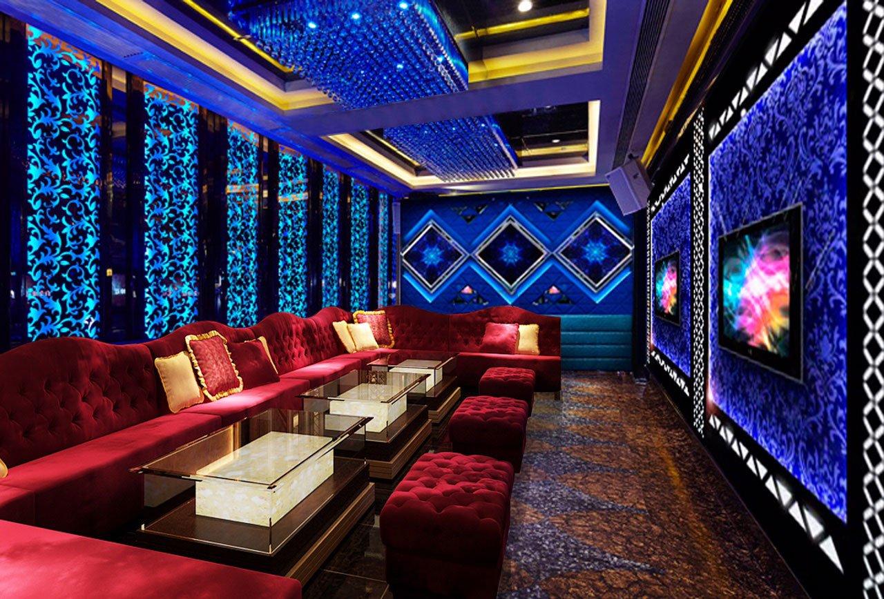 Bộ sưu tập mẫu phòng karaoke siêu sang khiến bạn mê mẩn