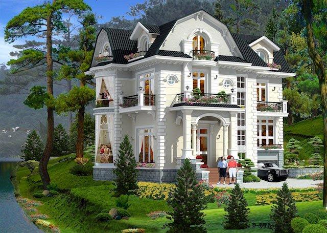 kiến trúc cổ điển