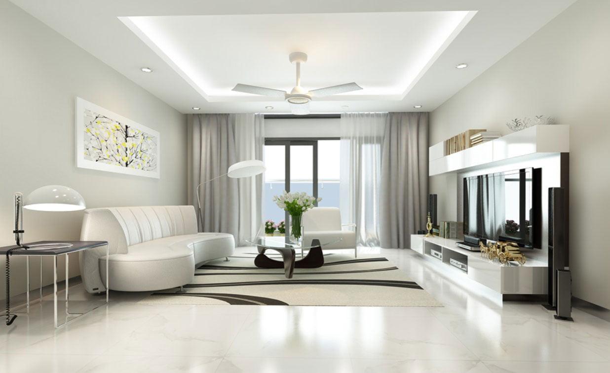 Chiêm ngưỡng 10 mẫu phòng khách hiện đại đẹp nhất hiện nay