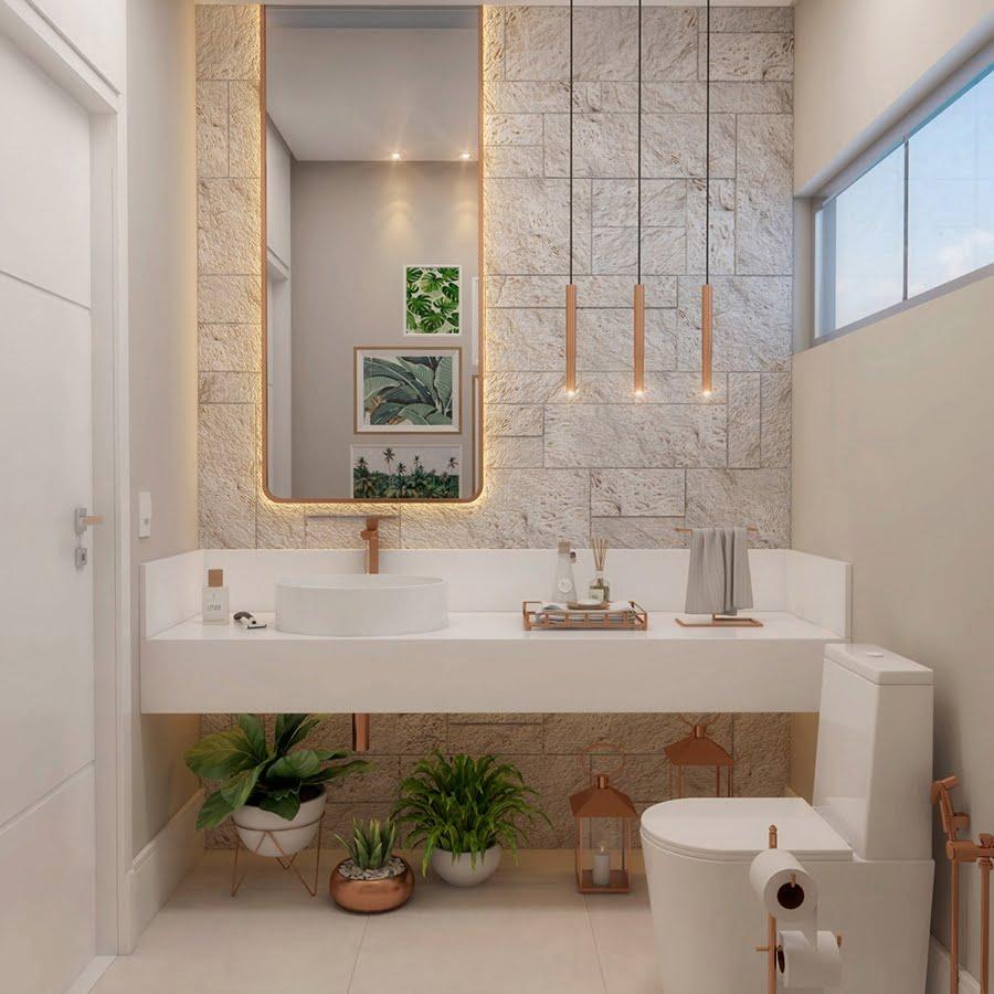 mẫu phòng tắm nhỏ đẹp hiện đại