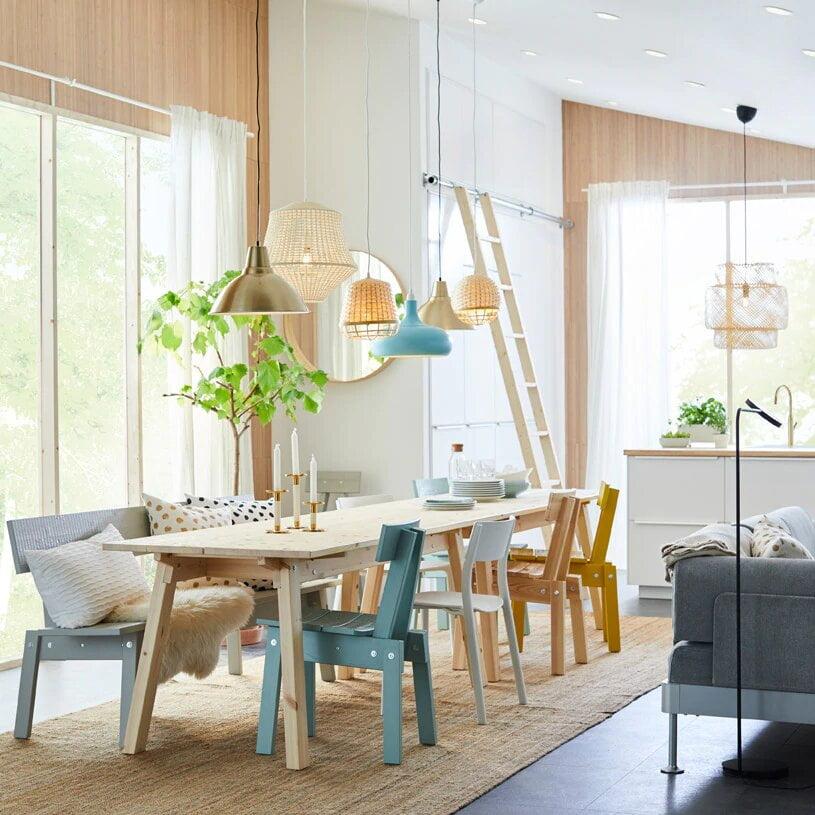 cách trang trí nhà cấp 4 đơn giản bằng nội thất gỗ