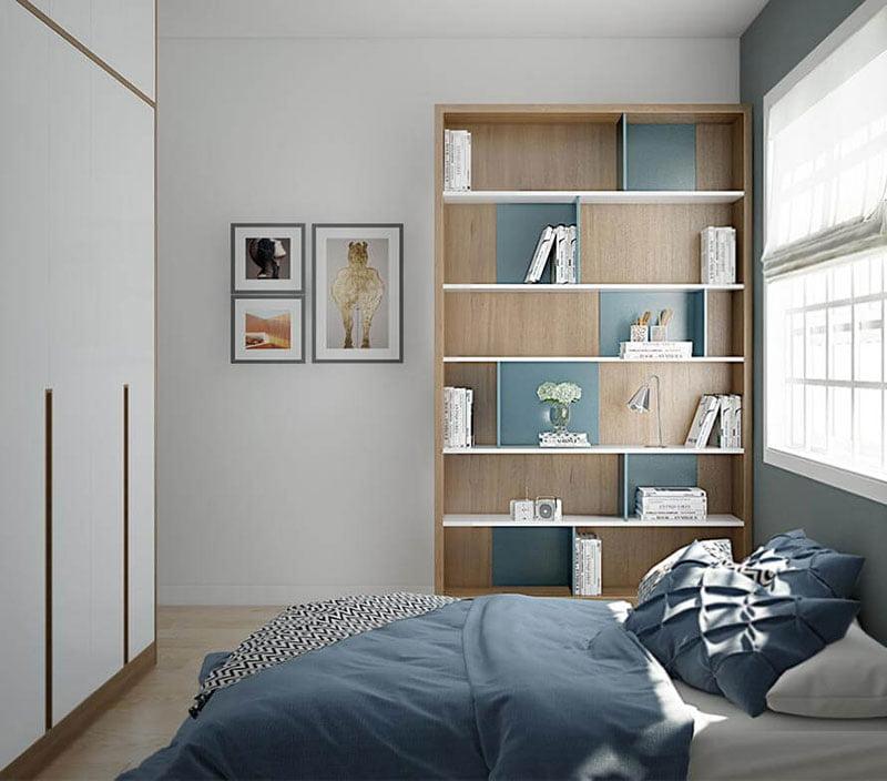 Ngắm nhìn mẫu thiết kế chung cư 3 phòng ngủ đẹp ấn tượng
