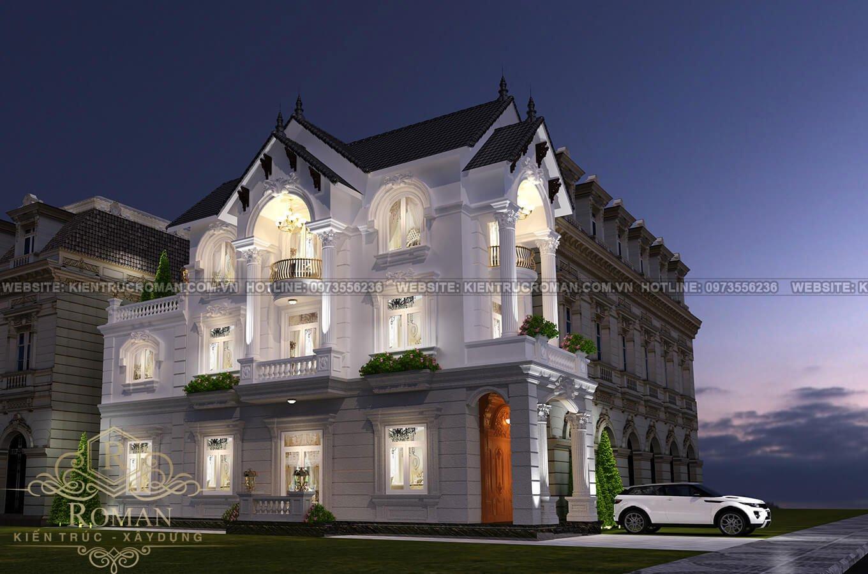 mẫu nhà 3 tầng đẹp nhất