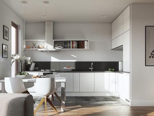 Những mẫu phòng bếp ấn tượng phổ biến nhất hiện nay