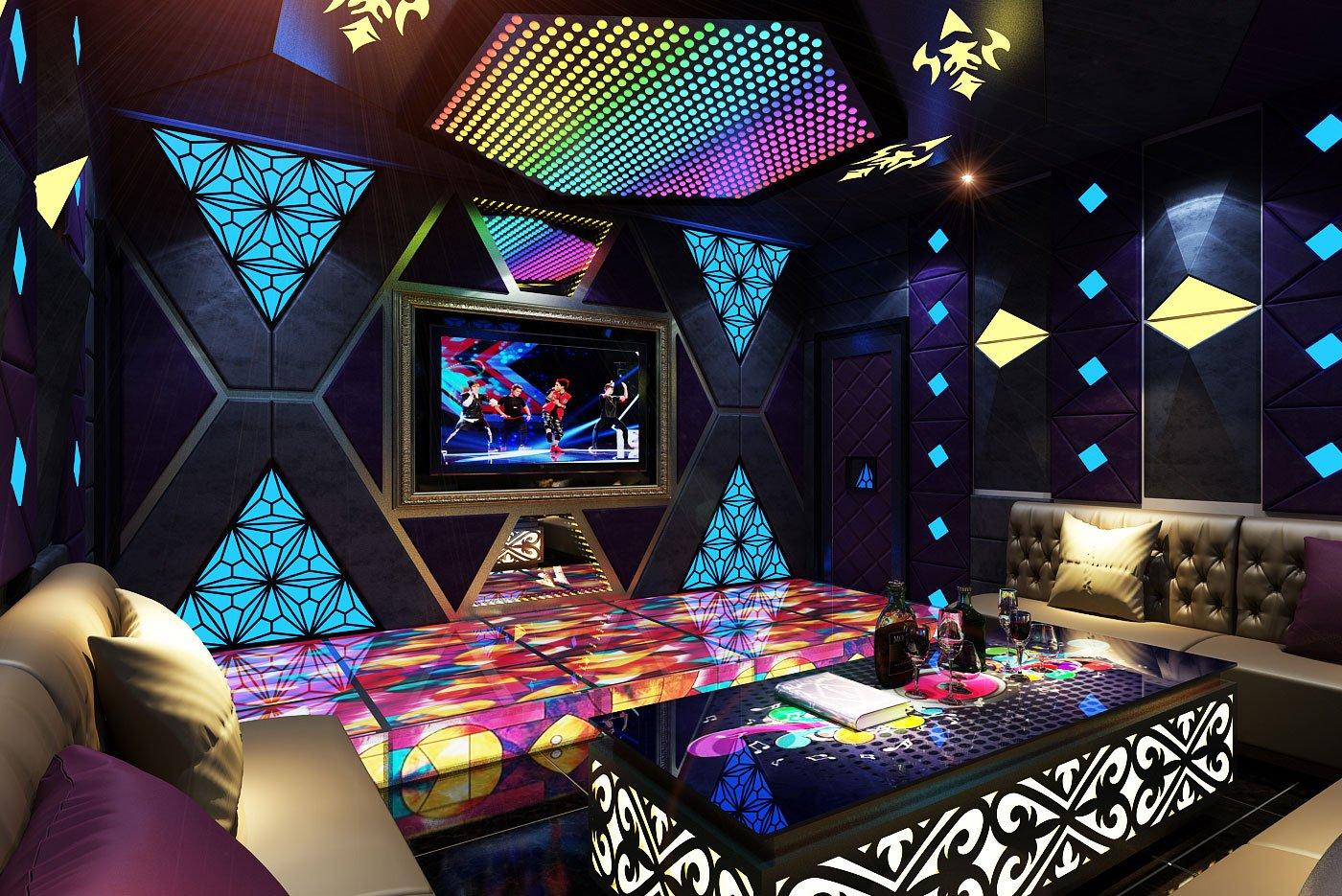 Những mẫu phòng karaoke sang trọng phổ biến nhất hiện nay