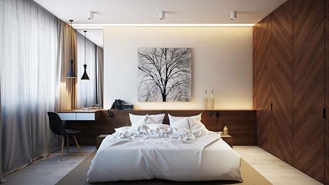 Những mẫu phòng ngủ đơn giản nhưng đẹp không thể chối từ
