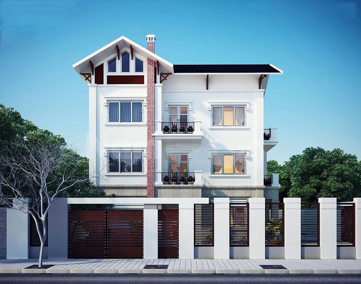 Tổng hợp các mẫu thiết kế nhà biệt thự đẹp nhất Việt Nam