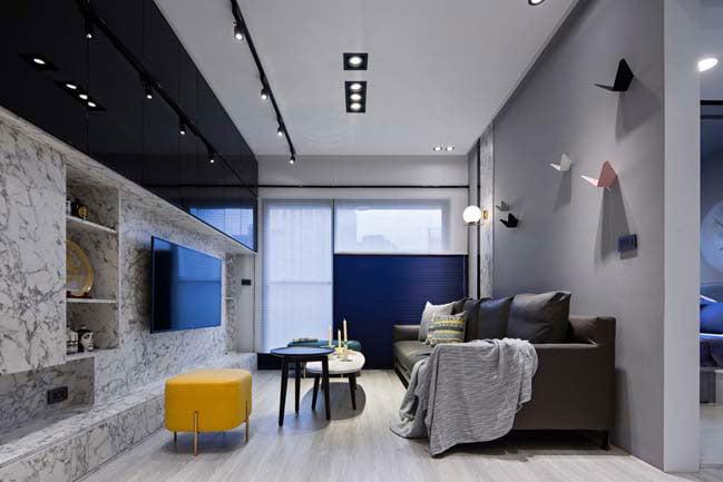 Tổng hợp những mẫu thiết kế nội thất nhà chung cư đẹp năm 2018
