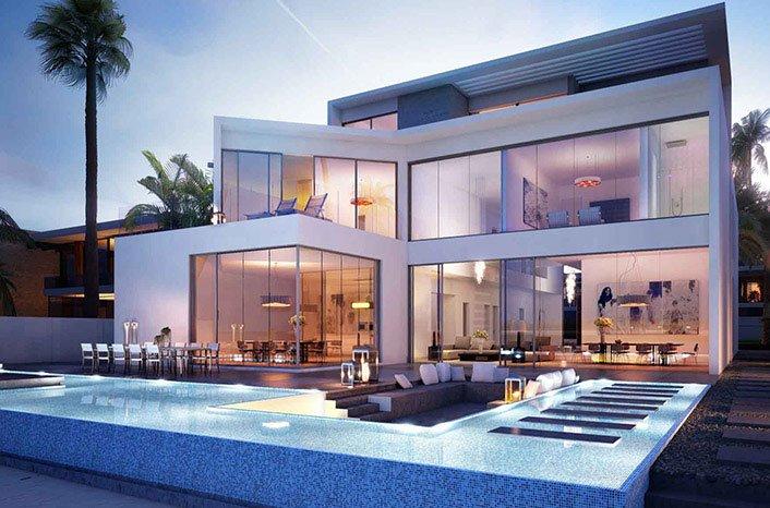 Top 10 mẫu biệt thự hiện đại 2 tầng đẹp sang trọng cuốn hút