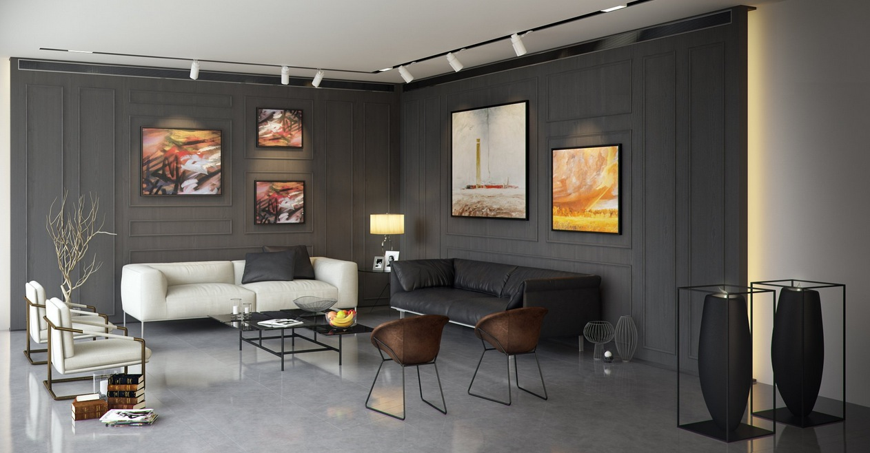 Top 8 mẫu phòng khách ấn tượng thu hút ngay từ cái nhìn đầu tiên