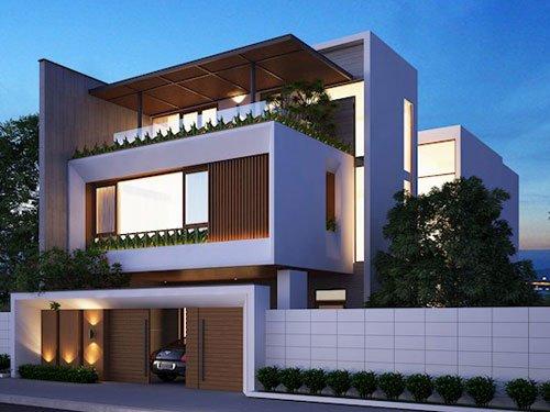 Top thiết kế biệt thự 3 tầng đẹp đẳng cấp theo xu hướng hiện nay