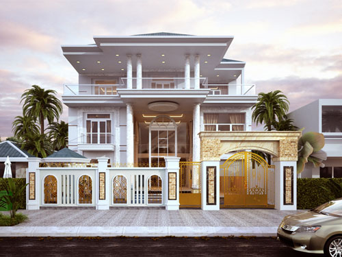 kiến trúc tân cổ điển