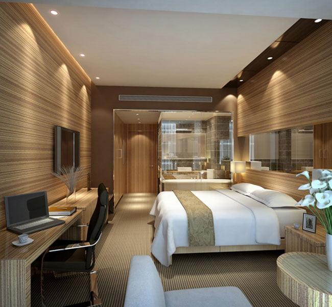 thiết kế khách sạn 3 sao