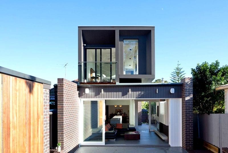 bản thiết kế nhà 2 tầng đẹp hiện đại sang trọng 10