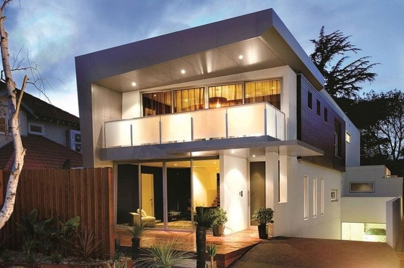 bản thiết kế nhà 2 tầng đẹp hiện đại sang trọng 4