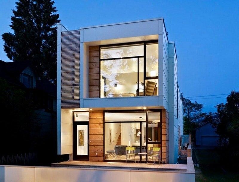 bản thiết kế nhà 2 tầng đẹp hiện đại sang trọng 5