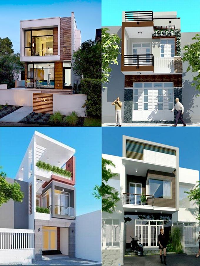 bản vẽ thiết kế nhà 2 tầng hoàn chỉnh 1