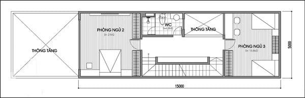 bản vẽ thiết kế nhà 2 tầng hoàn chỉnh 22
