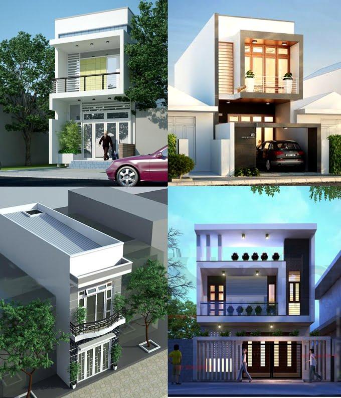 bản vẽ thiết kế nhà 2 tầng hoàn chỉnh 3