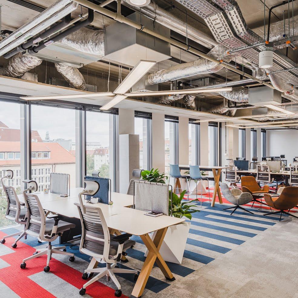 báo giá thiết kế nội thất văn phòng 3