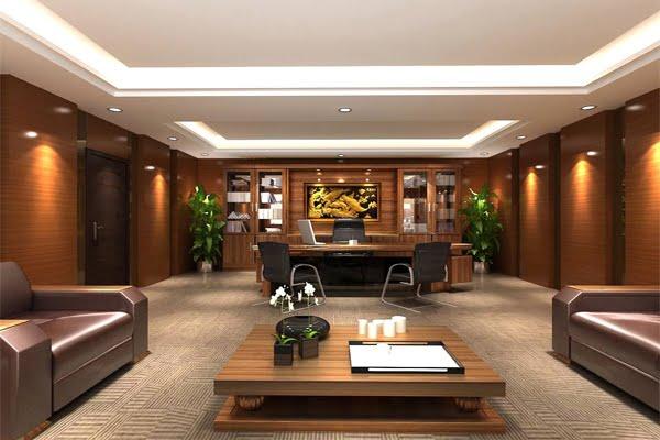 báo giá thiết kế nội thất văn phòng 2