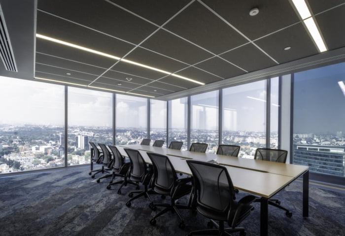 báo giá thiết kế nội thất văn phòng 4