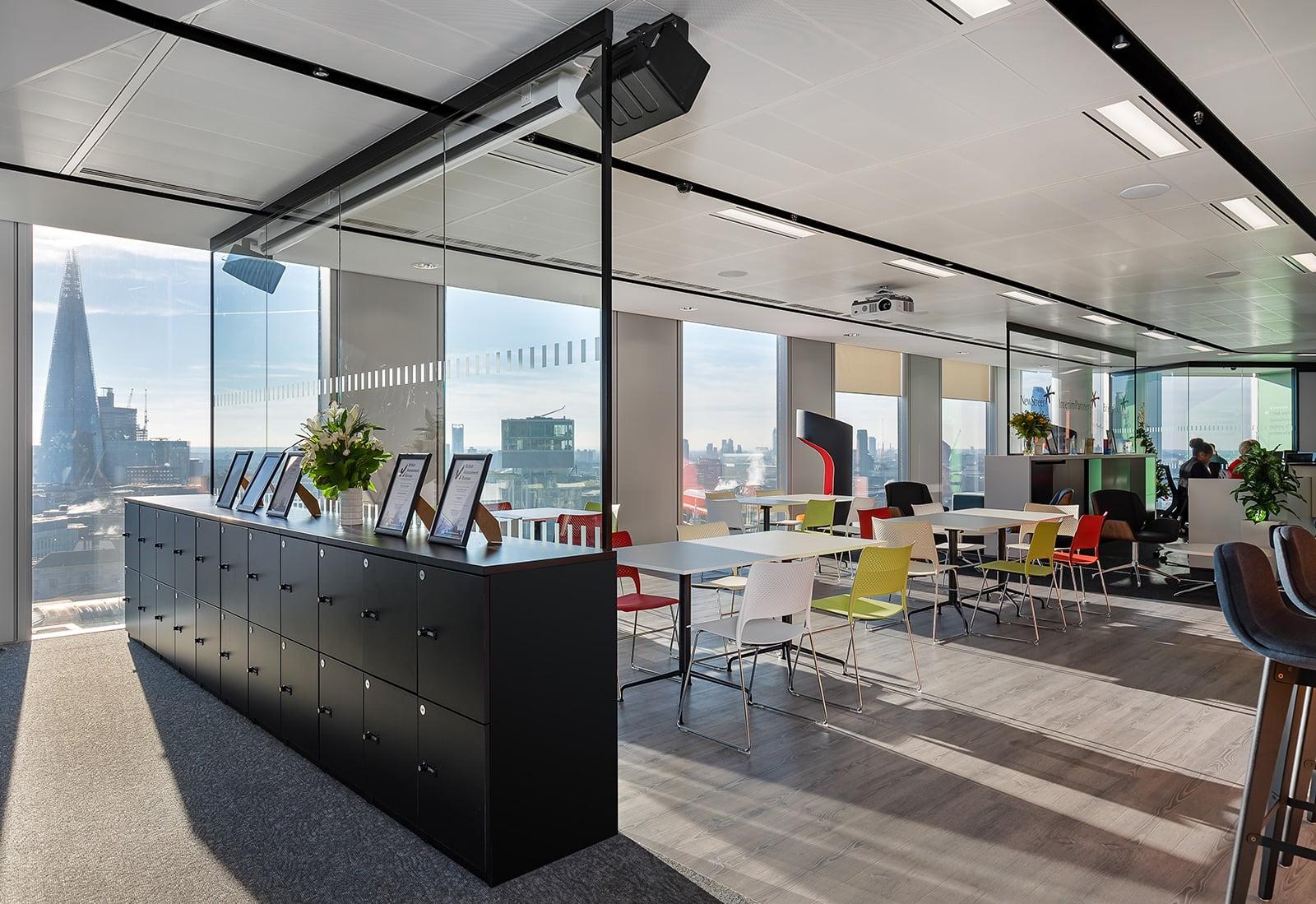 báo giá thiết kế nội thất văn phòng 6