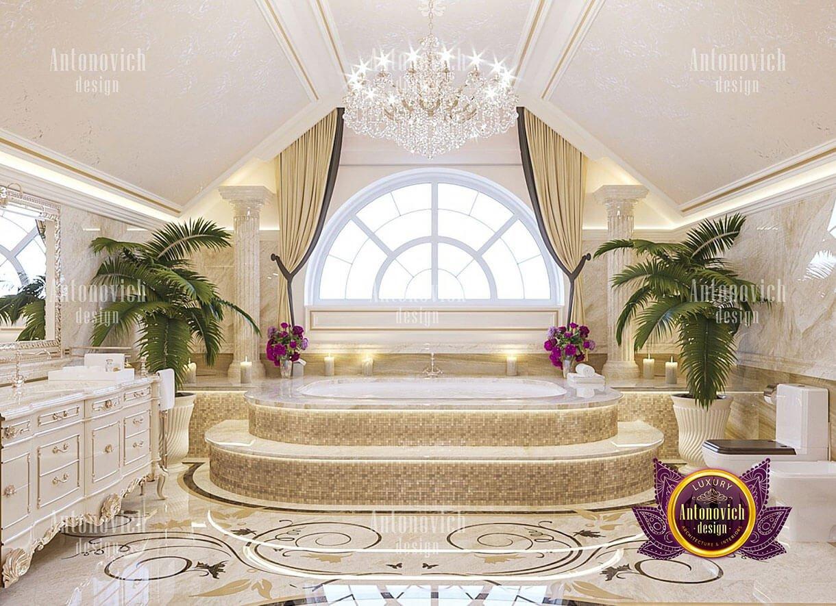biệt thự 2 tầng 7x21m phòng tắm