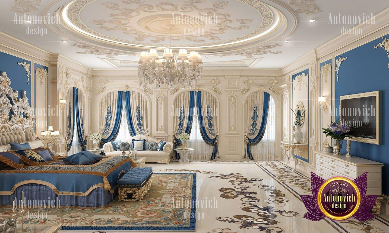 biệt thự 2 tầng Châu Âu phòng ngủ master