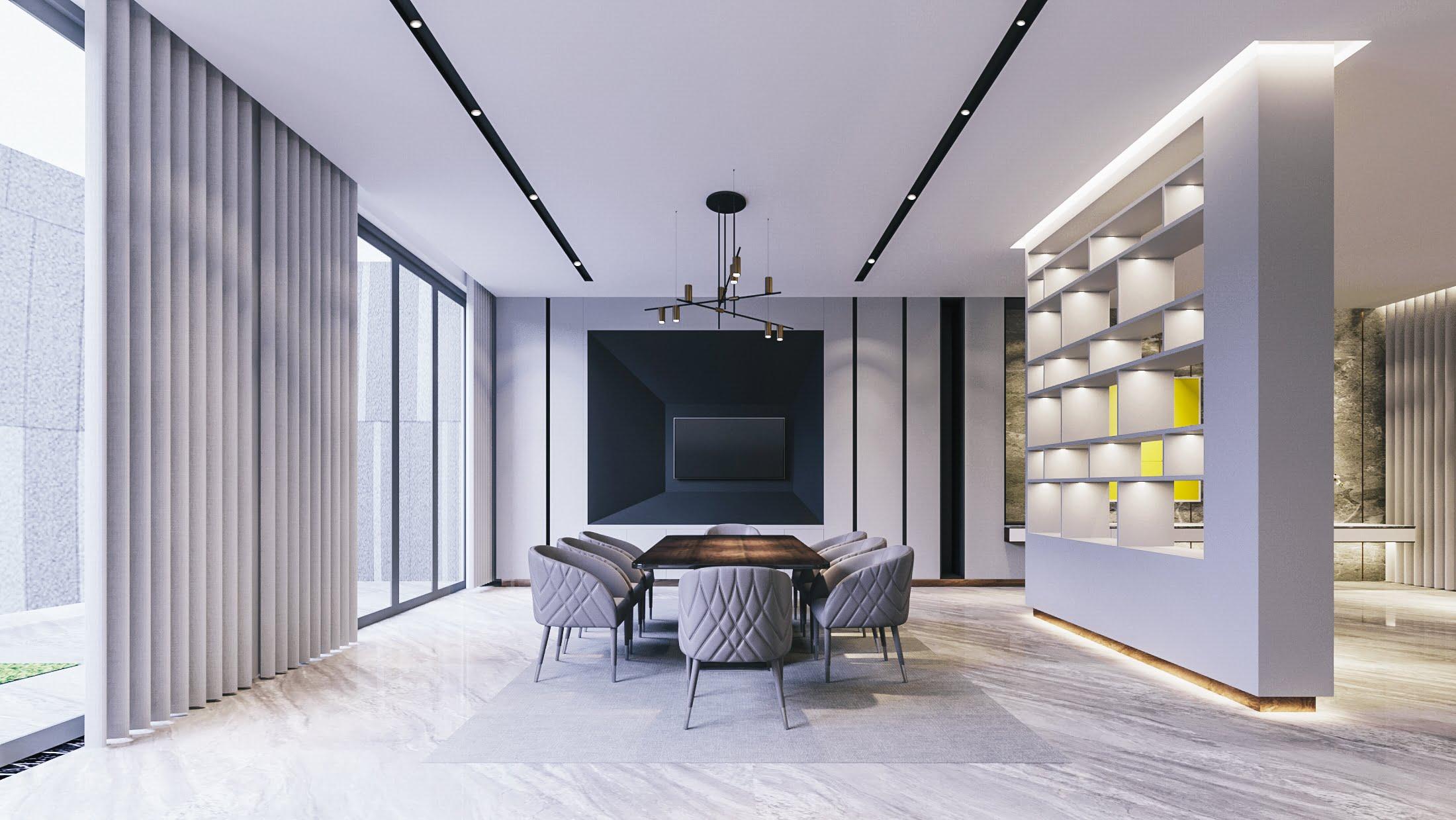 biệt thự 3 tầng 150m2 hiện đại đẹp 9