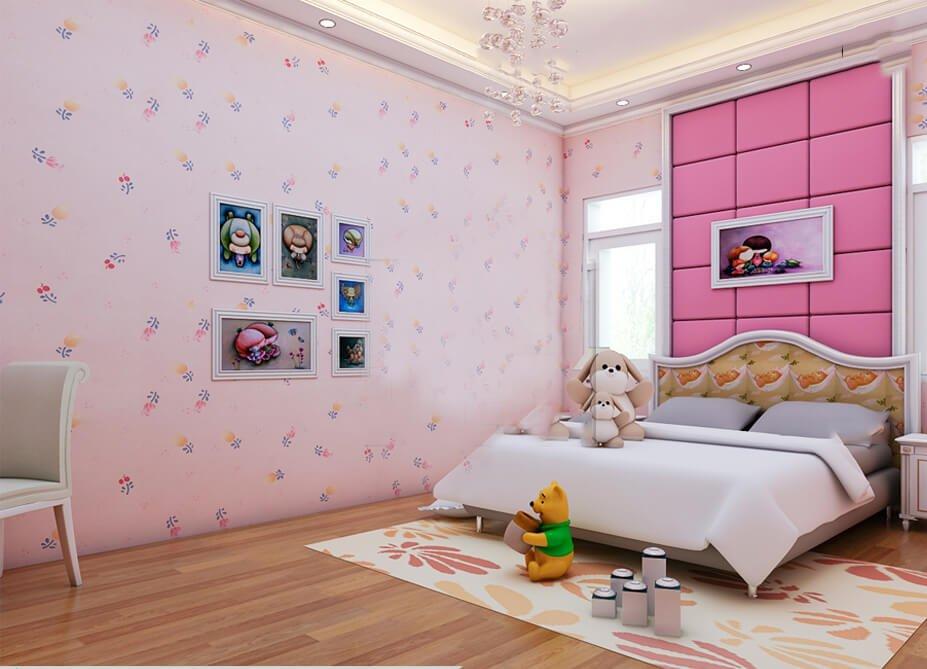 biệt thự 3 tầng 7 phòng ngủ phòng ngủ con gái