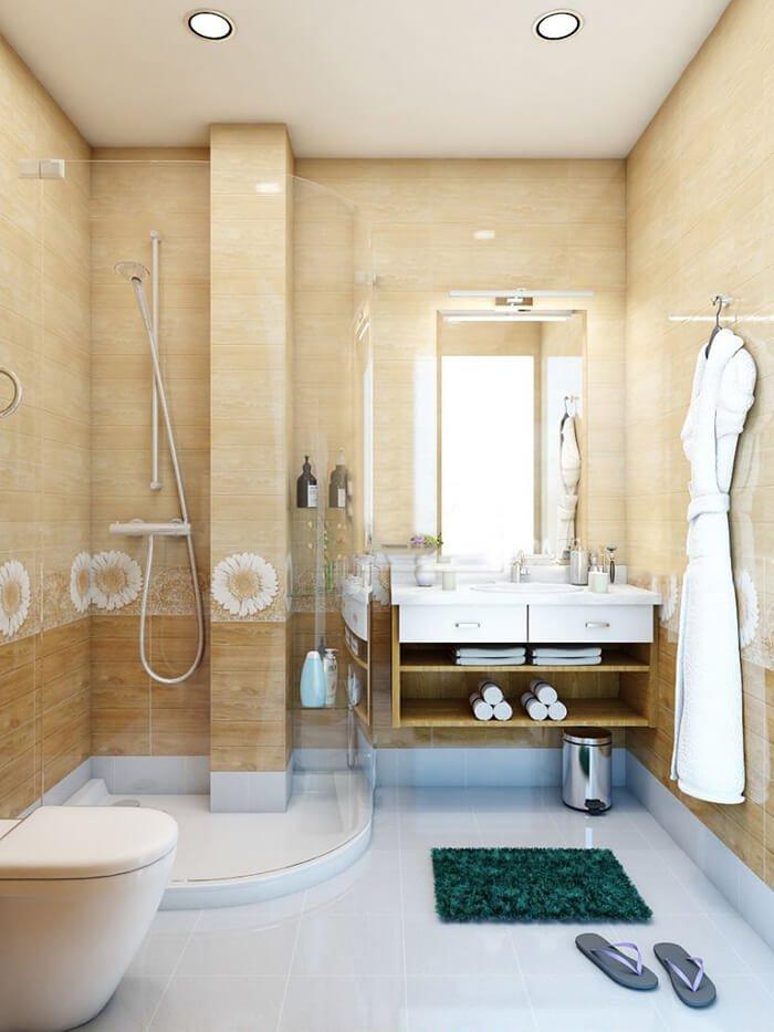 biệt thự 3 tầng 7 phòng ngủ phòng tắm