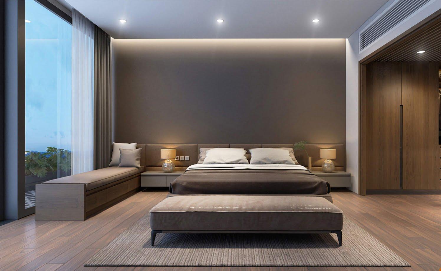 biệt thự 4 phòng ngủ