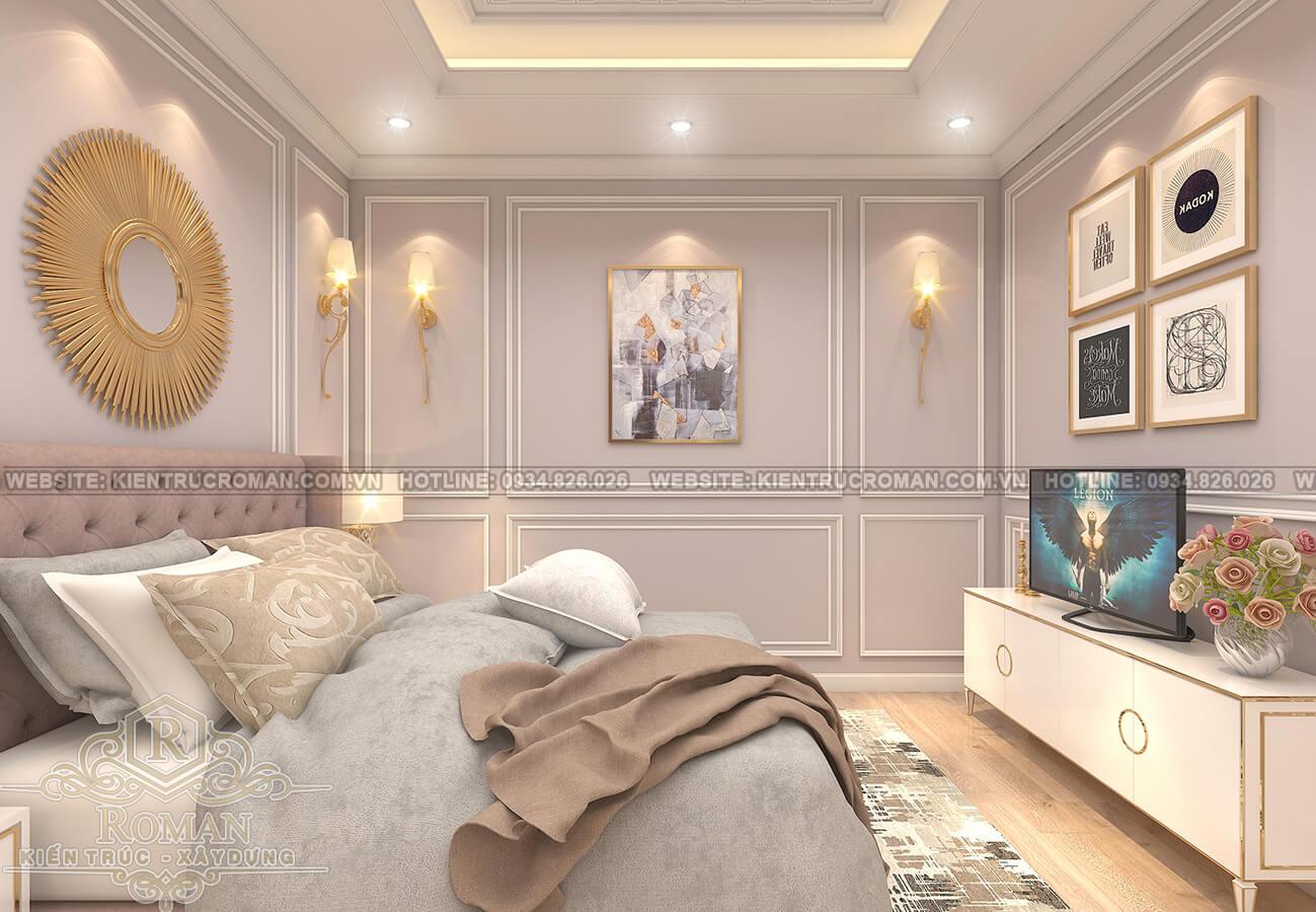 biệt thự có 3 phòng ngủ phòng ngủ 1