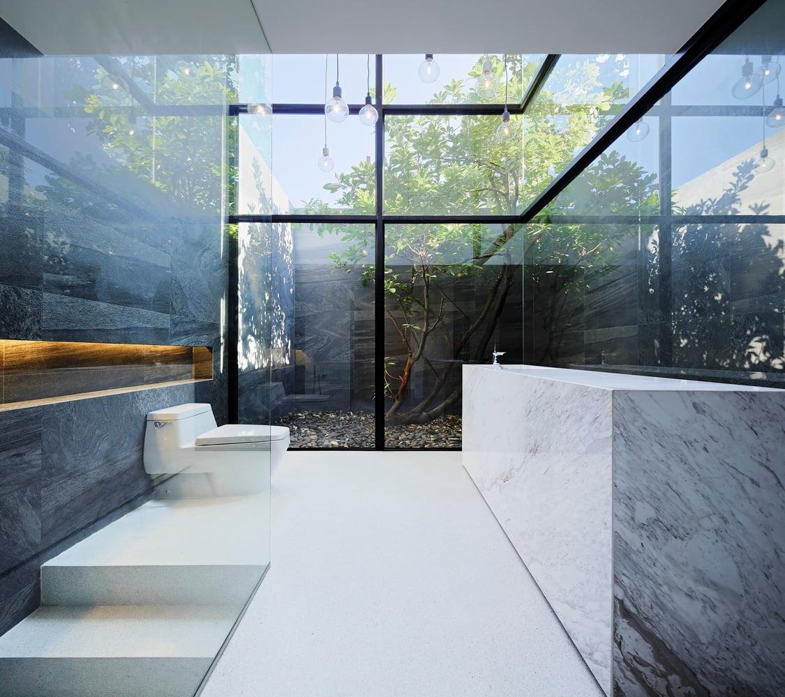 biệt thự hiện đại rộng 1500 m2