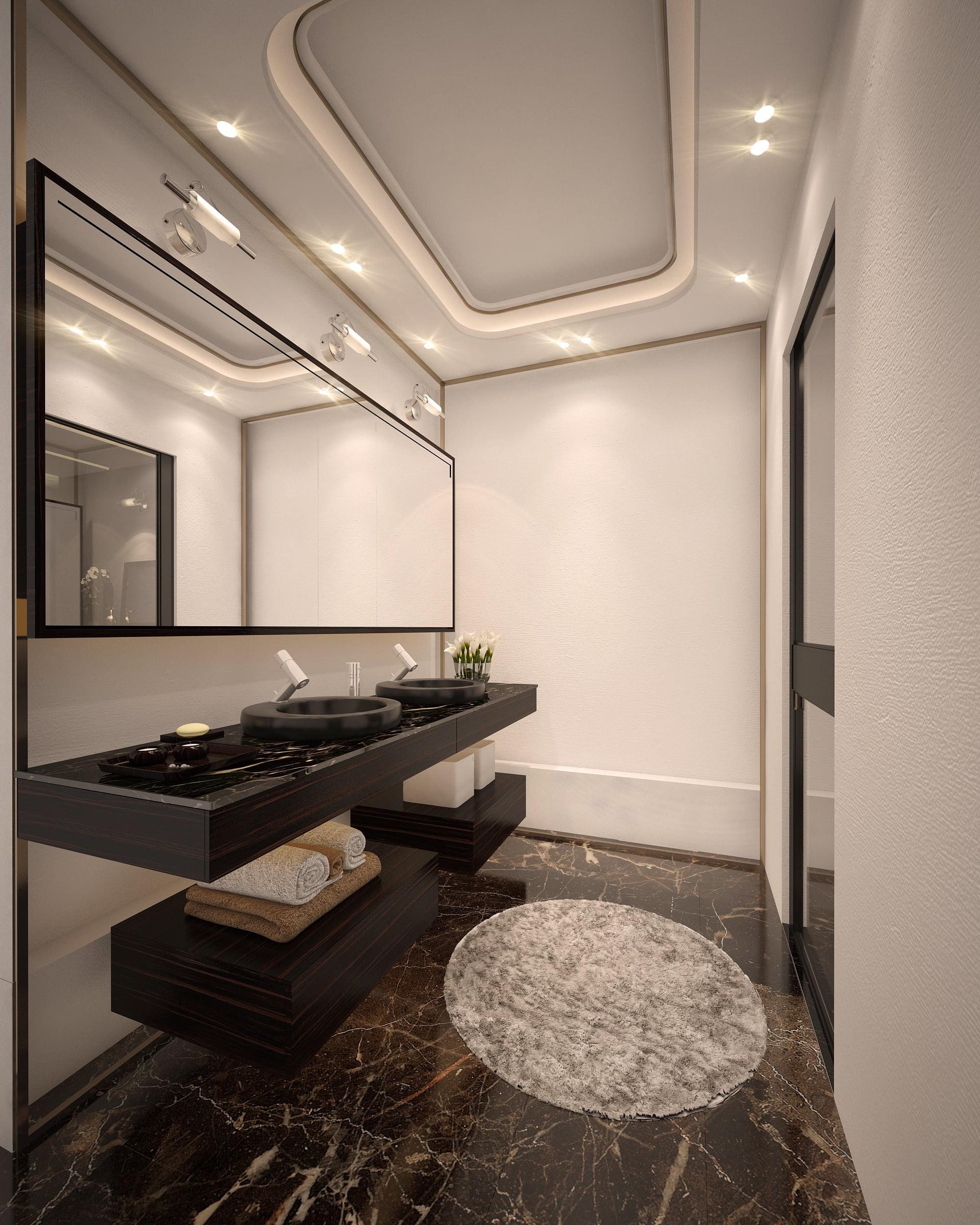 biệt thự mái thái 3 tầng 270m2 16