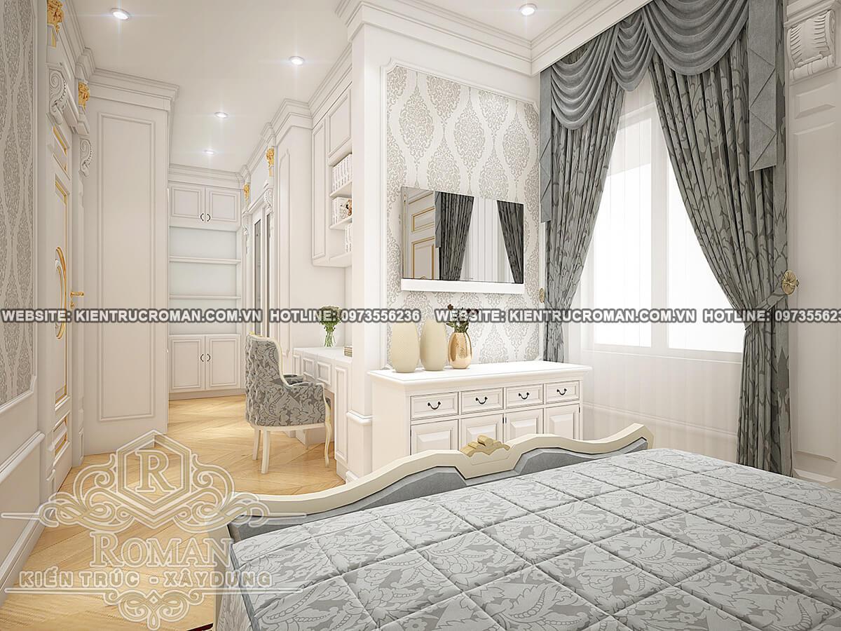 phòng ngủ trẻ em thiết kế biệt thự phố đẹp