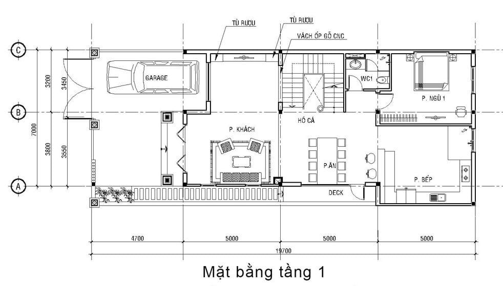 biệt thự phố mặt tiền 8m