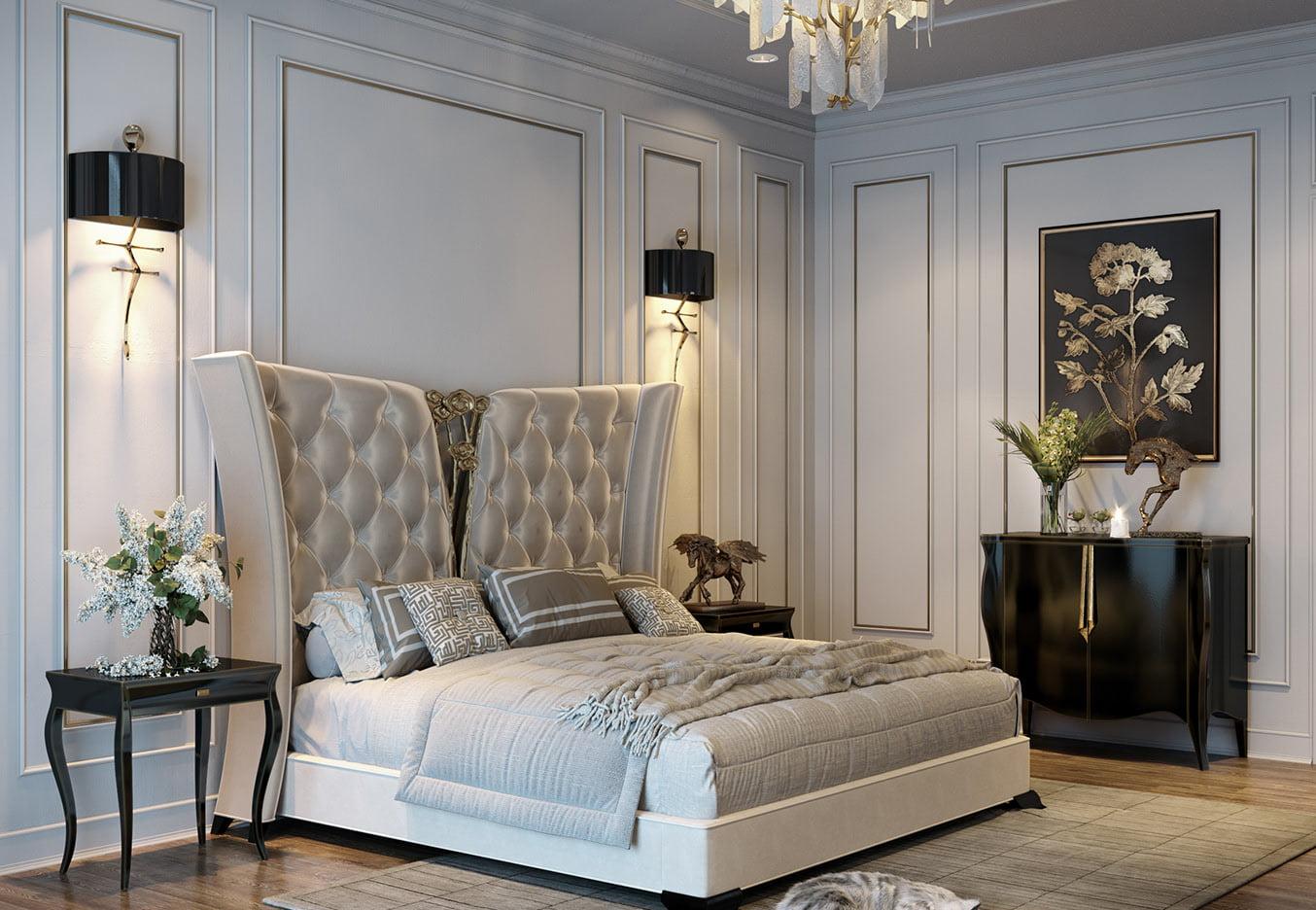 biệt thự tân cổ điển Pháp