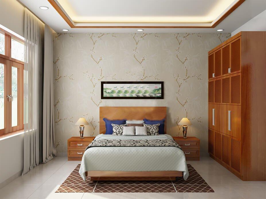 biệt thự villa hiện đại phòng ngủ 2