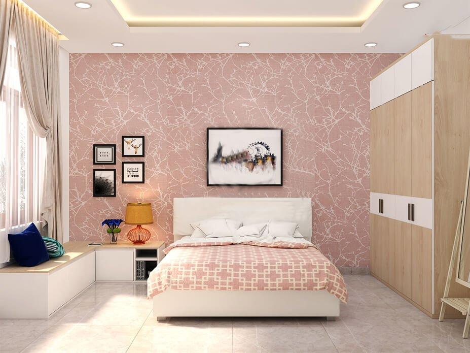 biệt thự villa hiện đại phòng ngủ 5