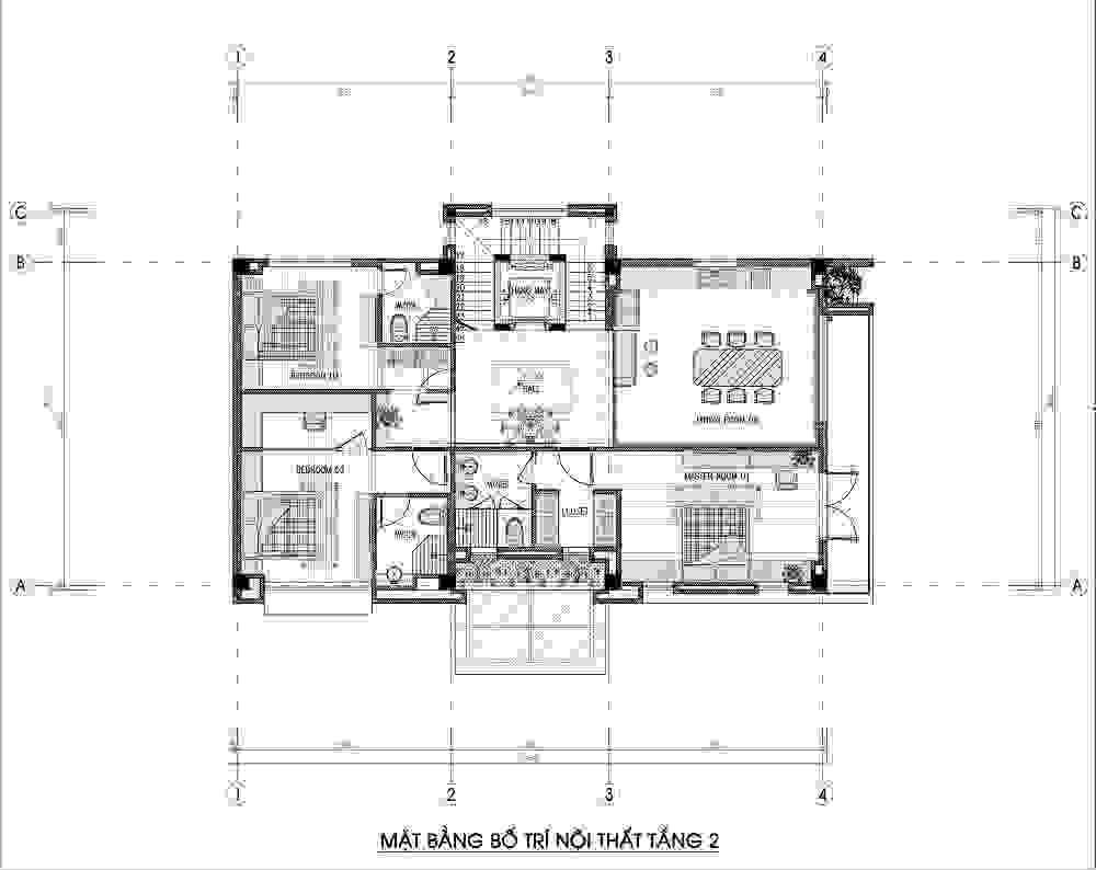 biệt thự villa hiện đại
