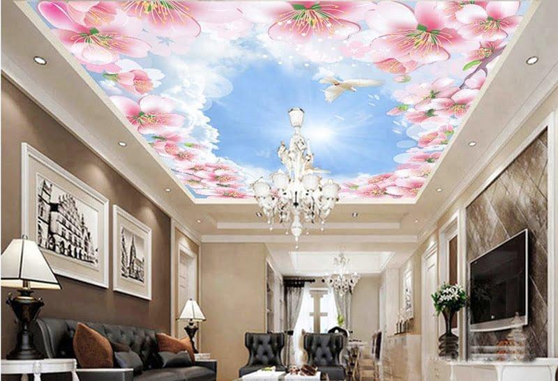 các loại la phông trần nhà
