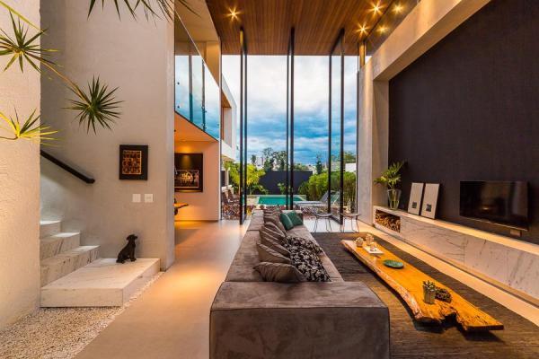 Các mẫu nhà đẹp 2 tầng hiện đại 9