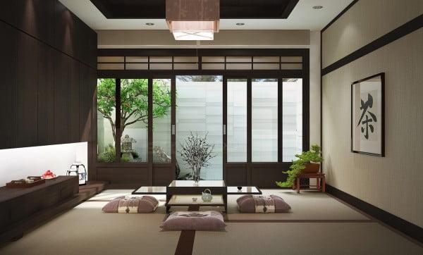 các phong cách thiết kế nội thất 15