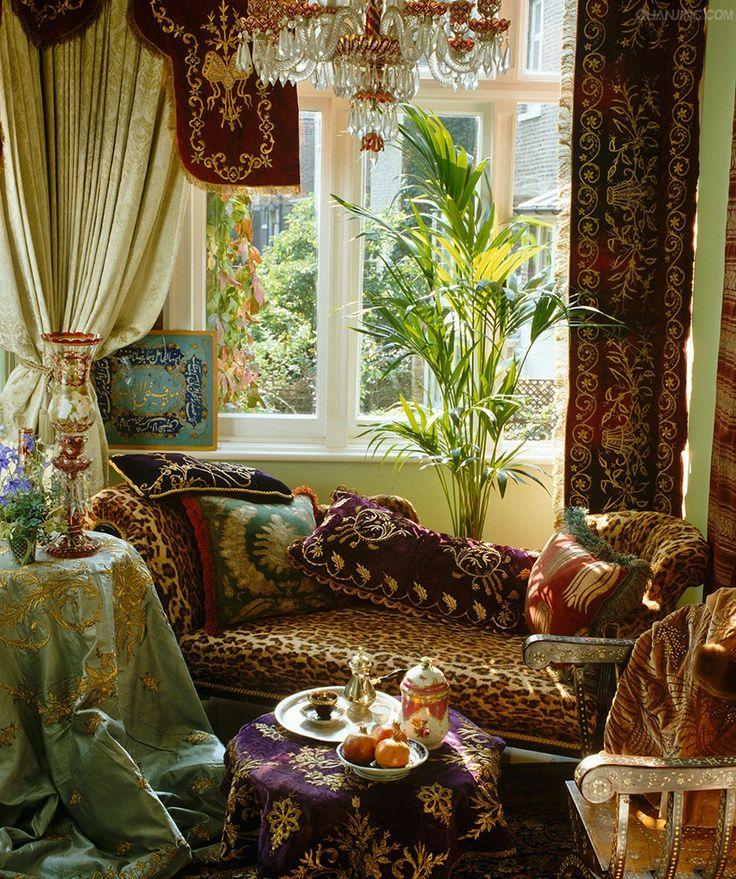 các phong cách thiết kế nội thất 16