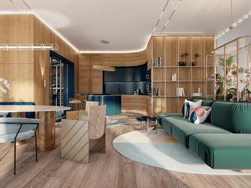 Các phong cách thiết kế nội thất nhà ở được yêu chuộng nhất