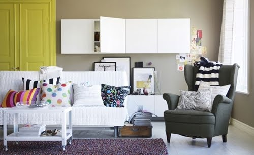 cách kết hợp màu sắc trong thiết kế căn hộ diện tích nhỏ 01